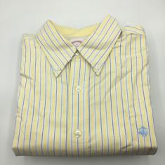 Camisa Social Masc. Brooks Brothers - Tam: G (Usada)