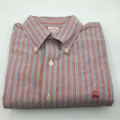 Camisa Social Masc. Brooks Brothers - Tam: XG (Usada)