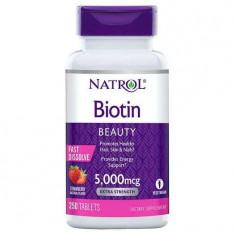 Biotina Natrol (5000mcg) - Val: 05/23
