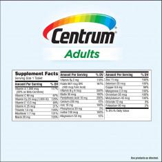 Centrum Adulto - 425 Comprimidos (Val:02/23)