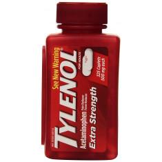 Tylenol 500mg (Acetominofeno) 325 cápsulas - Val: 04/25