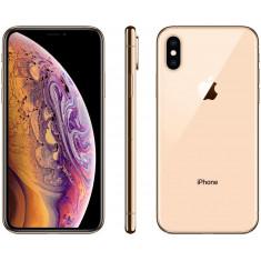 iPhone XS - 64gb - Gold - Seminovo - GRADE A - BATERIA ABAIXO DE 80%