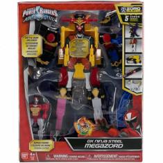 Boneco Power Rangers - DX Ninja Steel