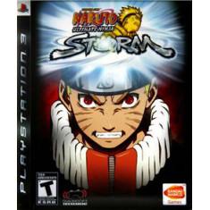 Jogo Naruto Ultimate Ninja Stom - PS3