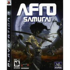 Jogo Afro Samurai - PS3