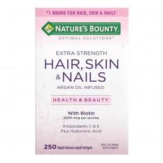 Suplemento para cabelo, pele e unhas - Val: 05/23 (250 caps.)