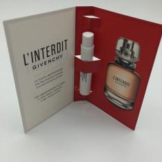 Amostra Perfume - L' interdit Givenchy - 1ml