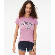 Camiseta Fem. Aeropostale - Tam: M
