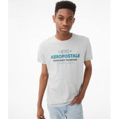 Camiseta Masc. Aeropostale - Tam: G e GG (Estilo: 6762)