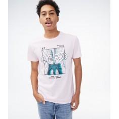 Camiseta Masc. Aeropostale - Tam: M e G