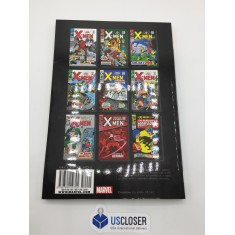 Livro Marvel Masterworks: The X-Men - Volume 4