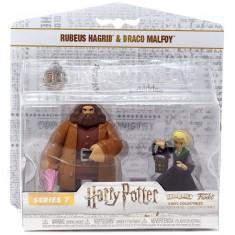 Funko Harry Potter - Rubeus Hagrid & Draco Malfoy