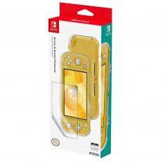 Case protetora com pelicula para controle Nintendo Switch
