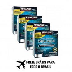 4 caixas Minoxidil - FRETE GRÁTIS