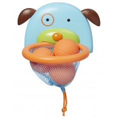 Mini Cesta de Basquete Infantil para Banheira (Cachorro) - Skip Hop