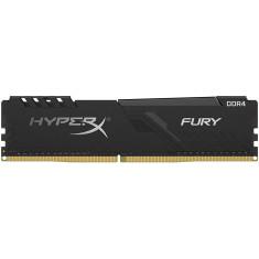 Memória HyperX Fury 4GB 2400MHz DDR4 CL15 DIMM
