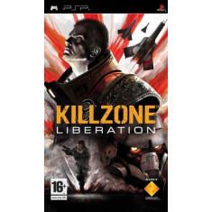 Jogo para PSP - KillZone Liberation