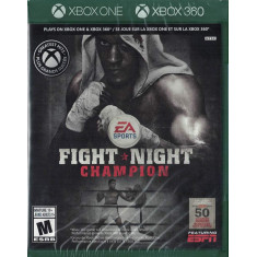 Jogo para Xbox one/360 - Fight Night