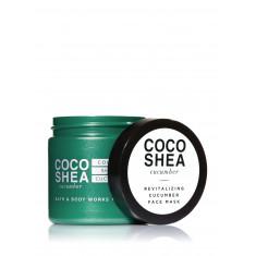 Máscara Facial Coco Shea Cucumber - Bath&Body Works - 113g