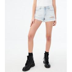 Shorts Feminino Aeropostale - Tam: 10
