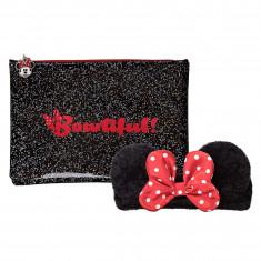 """Necessaire """"Minnie"""" com Faixa para Cabelo - Disney"""