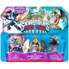 "Brinquedo miniaturas ""Skylanders"" - (Embalagem danificada)"