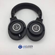 Fone de Ouvido (Usado) - Audio-Technica (Acompanha acessorios e estojo)
