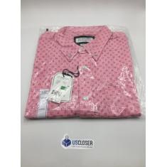 Camisa Polo Masc. (Slim Fit) - Ralph Lauren Tam: G (Estilo 074)