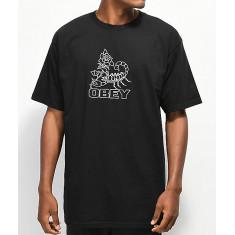 Camiseta Masc. - Obey Tam: M (Estilo: 809)