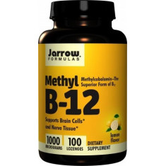 "Vitamina ""B-12 1.000mcg"" Sublingual - Jarrow Val: Nov/2021"