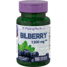 Bilberry 1200mg - Piping Rock