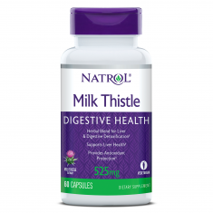 Milk Thistle 525mg - Natrol