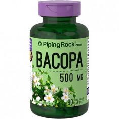 Bacopa 500mg - Piping Rock