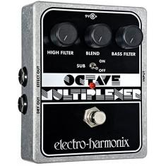Electro-Harmonix Octave Multiplexer XO Pedal