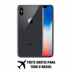 iPhone X - 256gb - Black- Refurbished - GRADE B