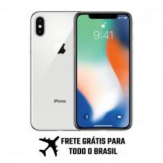 iPhone X - 256gb - Silver- Refurbished - GRADE B