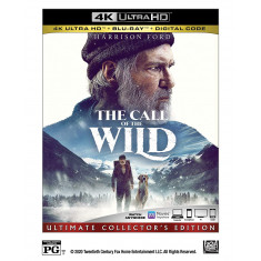 DVD The Call Of The Wild  (Blu-ray)