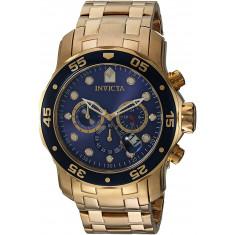 Relógio Masc. - Invicta Modelo: 21923 Com Caixa