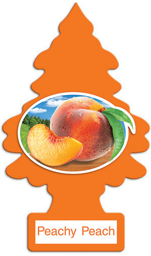 24x Peachy Peach