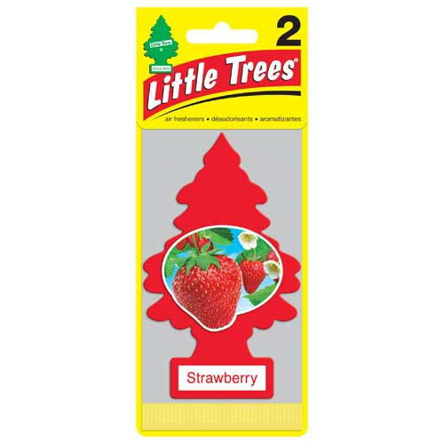 24x Strawberry 2 uni por pacote
